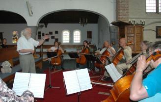 Interferenza in Petruskerk Nijmegen